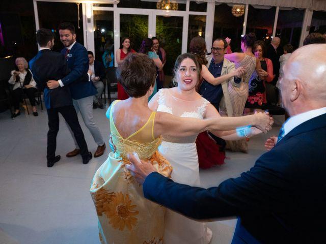 La boda de Carlos y Rut en Madrid, Madrid 646