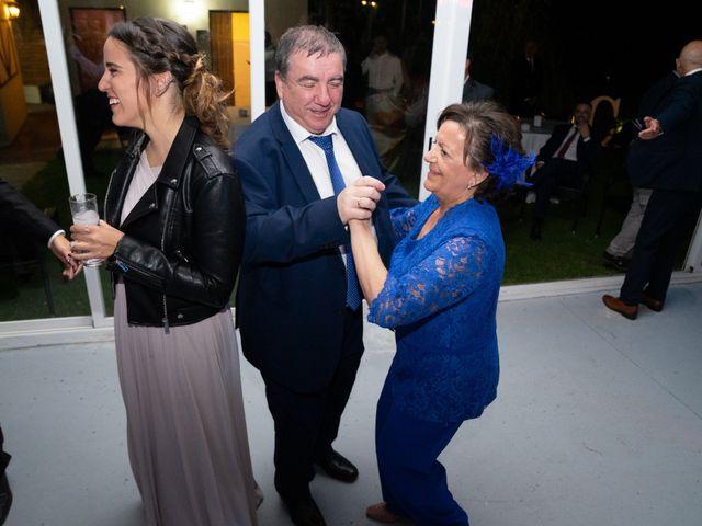 La boda de Carlos y Rut en Madrid, Madrid 647