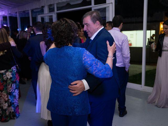 La boda de Carlos y Rut en Madrid, Madrid 648