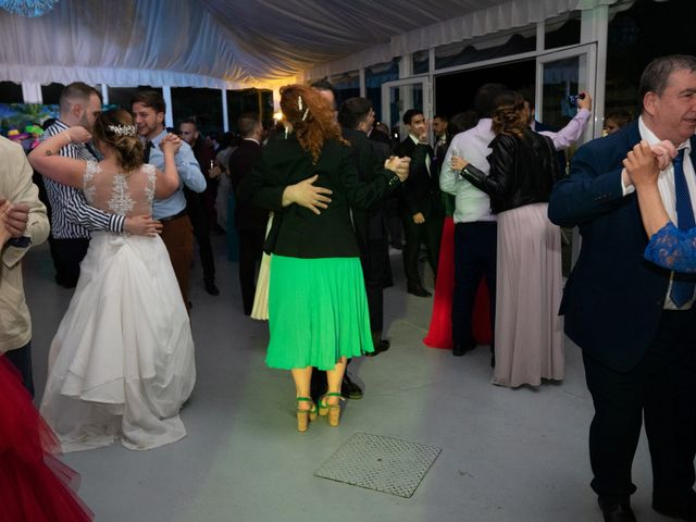 La boda de Carlos y Rut en Madrid, Madrid 654