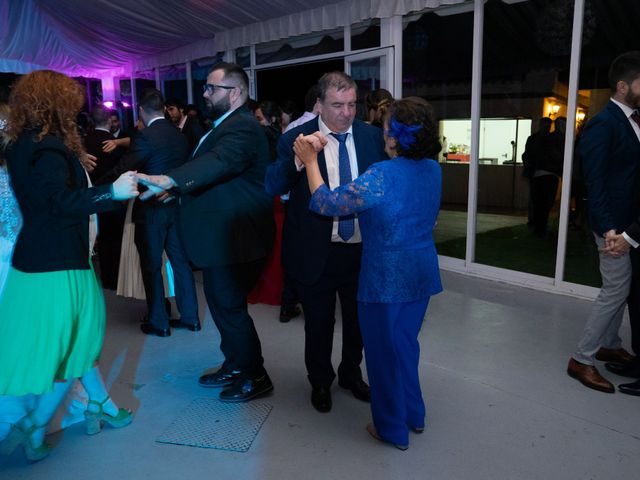 La boda de Carlos y Rut en Madrid, Madrid 655