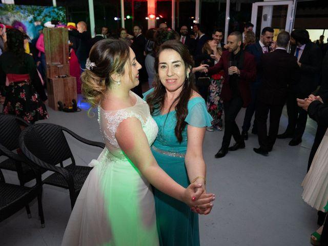 La boda de Carlos y Rut en Madrid, Madrid 656