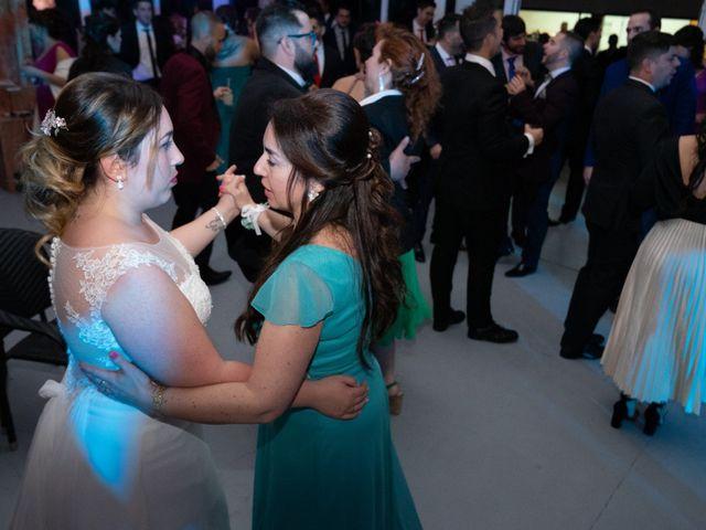 La boda de Carlos y Rut en Madrid, Madrid 661