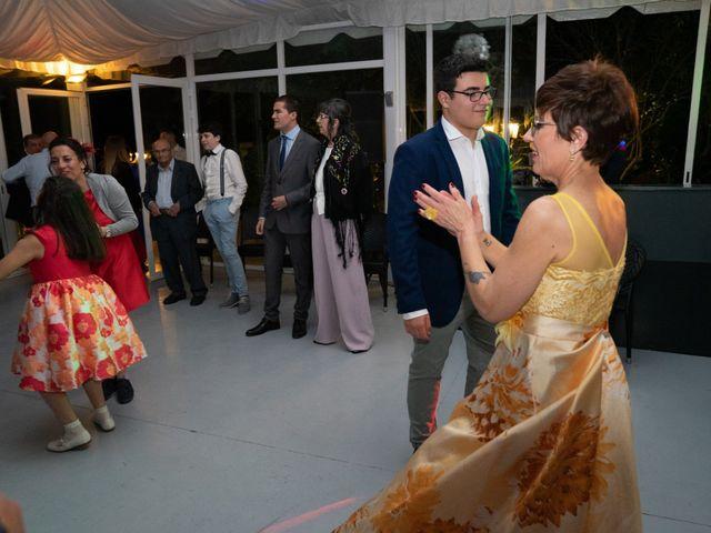 La boda de Carlos y Rut en Madrid, Madrid 662
