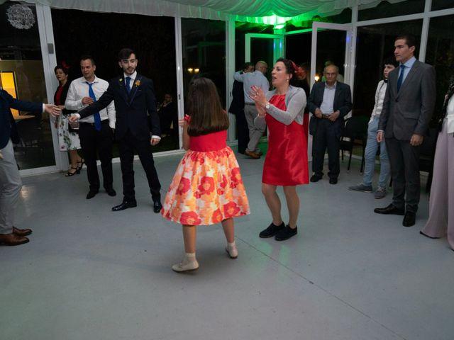 La boda de Carlos y Rut en Madrid, Madrid 663