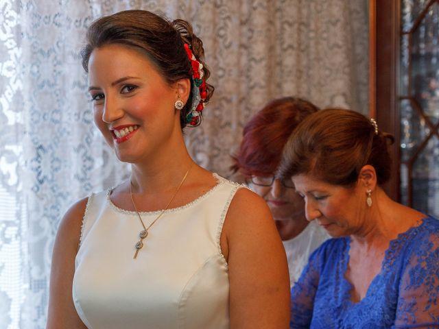 La boda de Germán y Mireia en Polinyà De Xúquer, Valencia 10
