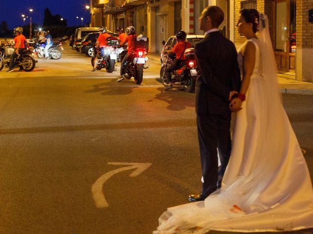 La boda de Germán y Mireia en Polinyà De Xúquer, Valencia 22