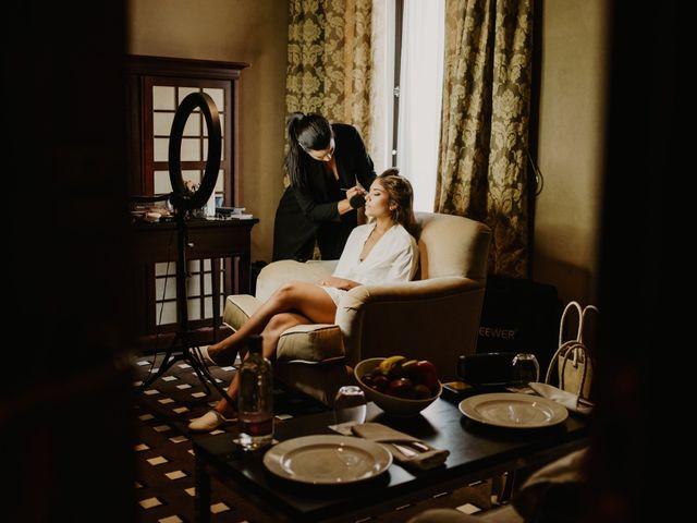 La boda de Cesar Loo y Lourdes González  en Toledo, Toledo 4