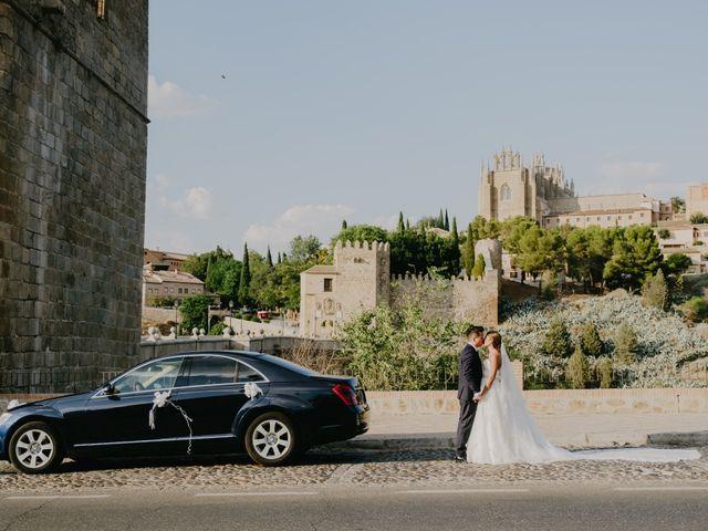 La boda de Cesar Loo y Lourdes González  en Toledo, Toledo 21