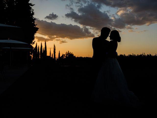 La boda de Cesar Loo y Lourdes González  en Toledo, Toledo 34