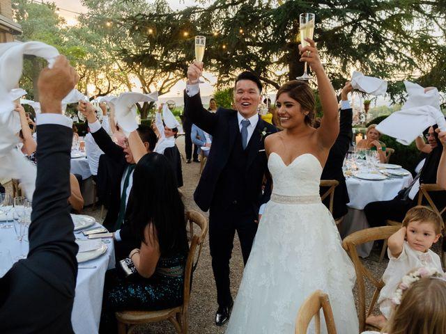La boda de Cesar Loo y Lourdes González  en Toledo, Toledo 35