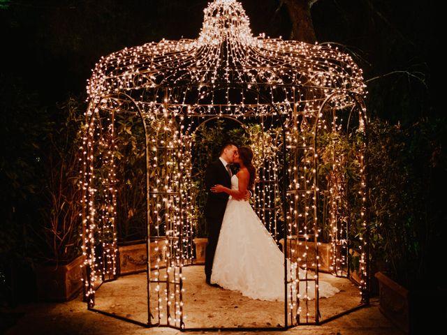 La boda de Cesar Loo y Lourdes González  en Toledo, Toledo 39