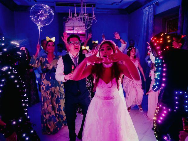 La boda de Cesar Loo y Lourdes González  en Toledo, Toledo 40