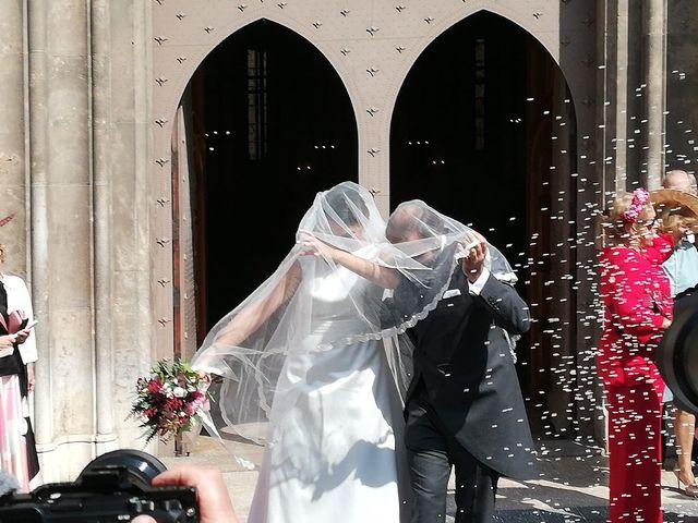 La boda de Nacho y Marta  en Valencia, Valencia 5