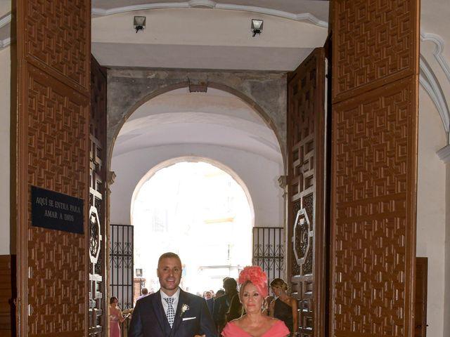 La boda de Alejandro y Paola en Málaga, Málaga 3