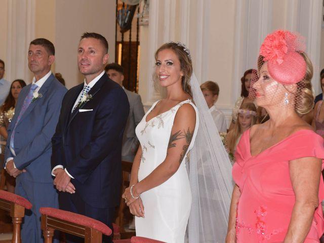 La boda de Alejandro y Paola en Málaga, Málaga 10