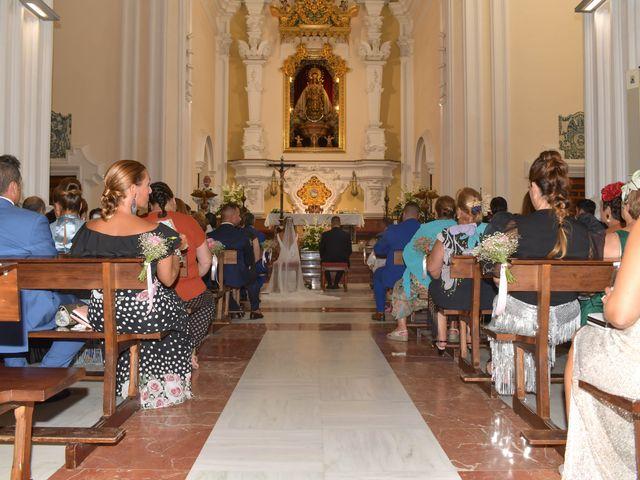 La boda de Alejandro y Paola en Málaga, Málaga 11
