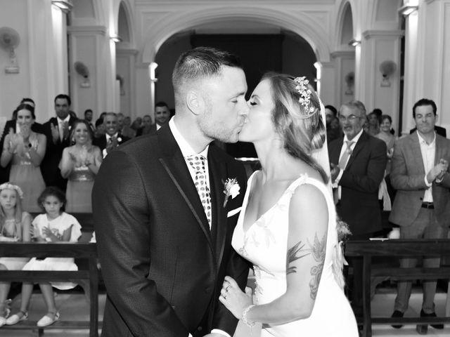 La boda de Alejandro y Paola en Málaga, Málaga 12