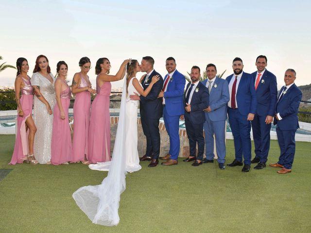 La boda de Alejandro y Paola en Málaga, Málaga 20