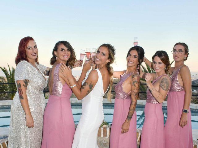 La boda de Alejandro y Paola en Málaga, Málaga 22