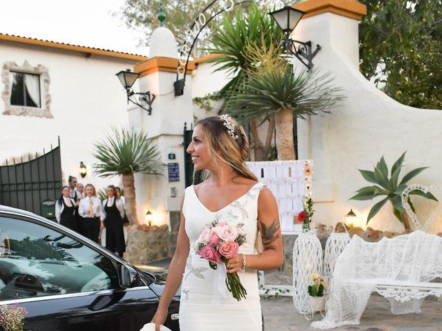 La boda de Alejandro y Paola en Málaga, Málaga 25