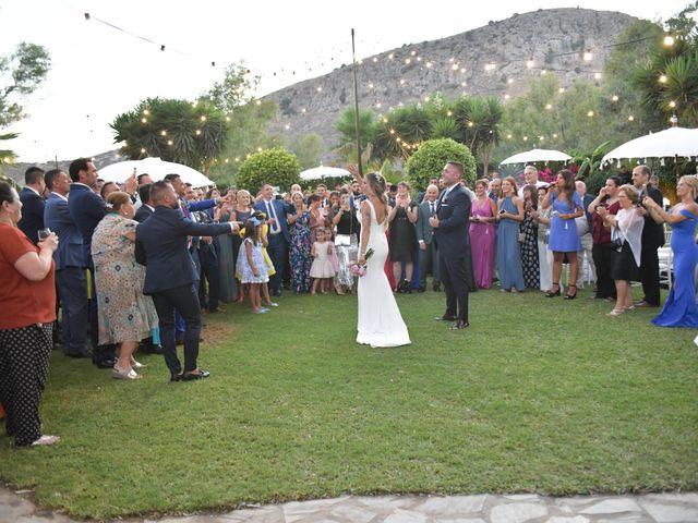 La boda de Alejandro y Paola en Málaga, Málaga 34