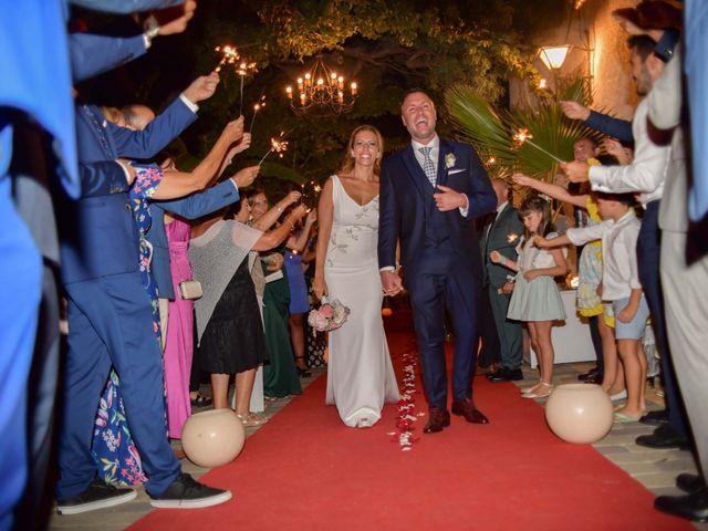La boda de Alejandro y Paola en Málaga, Málaga 40
