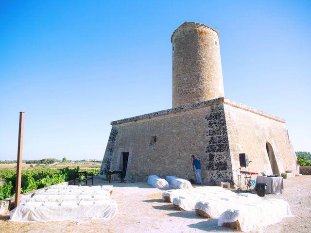 La boda de Tomeu y Maria en Porreres, Islas Baleares 9
