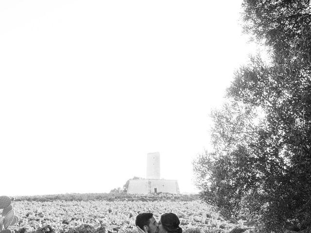 La boda de Tomeu y Maria en Porreres, Islas Baleares 15