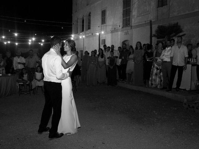 La boda de Tomeu y Maria en Porreres, Islas Baleares 25