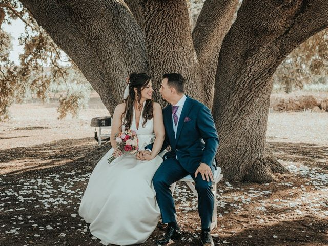 La boda de Anaís y Víctor