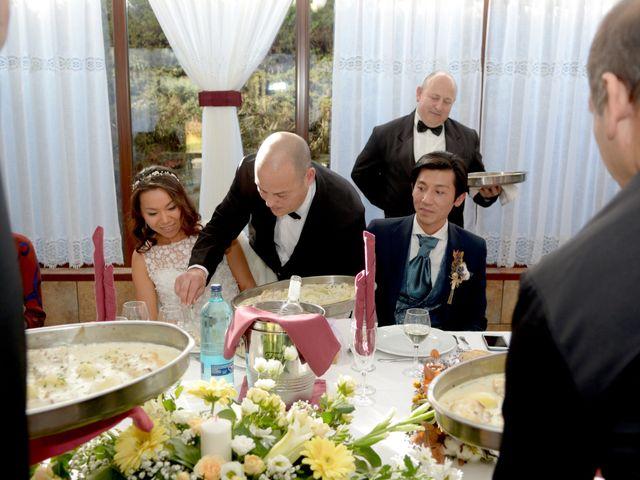 La boda de Tommy y Xia en Montornes Del Valles, Barcelona 12