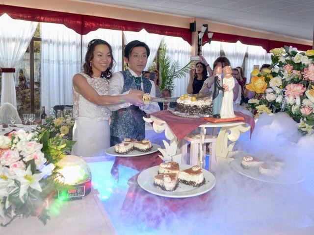 La boda de Tommy y Xia en Montornes Del Valles, Barcelona 13