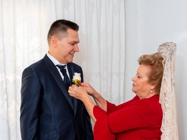 La boda de Salva y Laura en Mazarron, Murcia 7