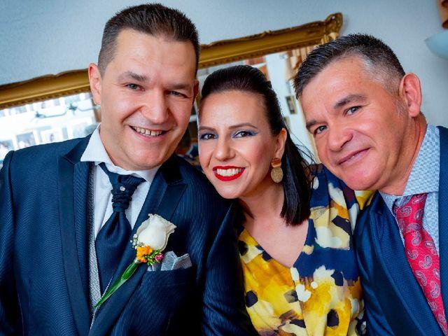 La boda de Salva y Laura en Mazarron, Murcia 17