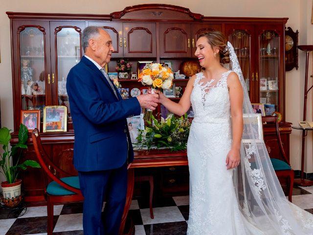 La boda de Salva y Laura en Mazarron, Murcia 37