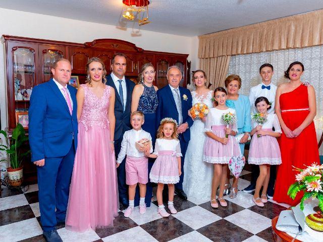 La boda de Salva y Laura en Mazarron, Murcia 43