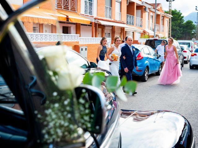 La boda de Salva y Laura en Mazarron, Murcia 45