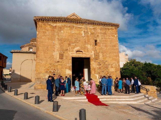 La boda de Salva y Laura en Mazarron, Murcia 47