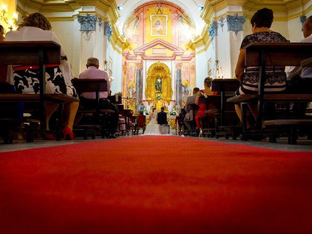 La boda de Salva y Laura en Mazarron, Murcia 49