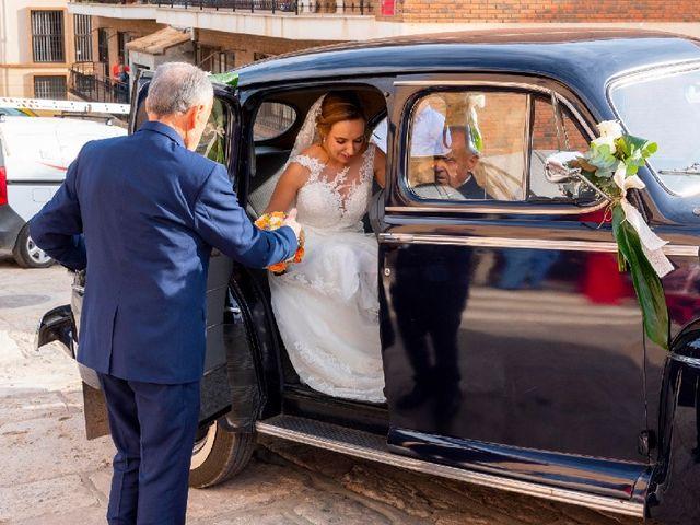 La boda de Salva y Laura en Mazarron, Murcia 52