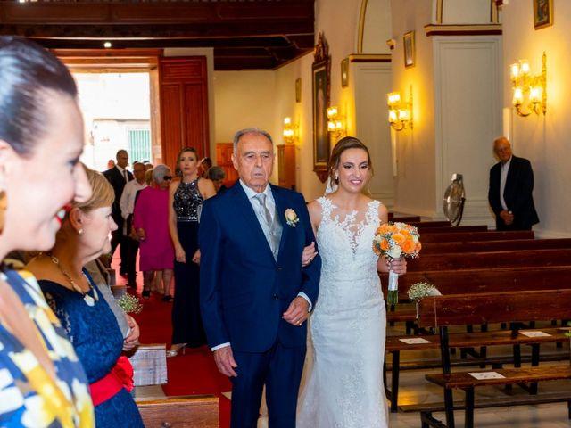 La boda de Salva y Laura en Mazarron, Murcia 53