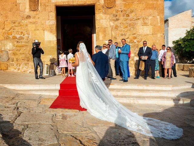 La boda de Salva y Laura en Mazarron, Murcia 55