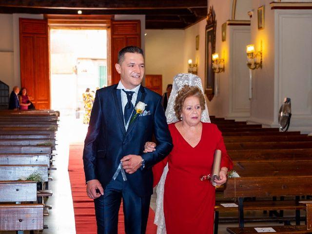 La boda de Salva y Laura en Mazarron, Murcia 57