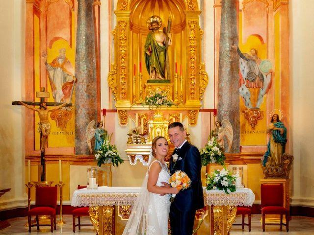 La boda de Salva y Laura en Mazarron, Murcia 59