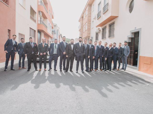 La boda de Juan Pablo y Alba en Torredelcampo, Jaén 5