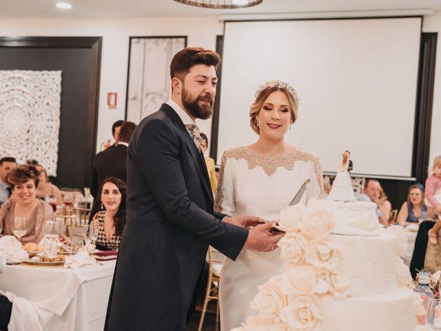 La boda de Juan Pablo y Alba en Torredelcampo, Jaén 21