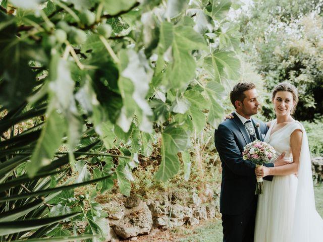 La boda de Borja y María en Illescas, Toledo 29