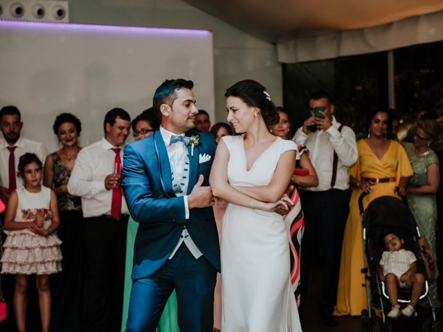 La boda de Borja y María en Illescas, Toledo 36