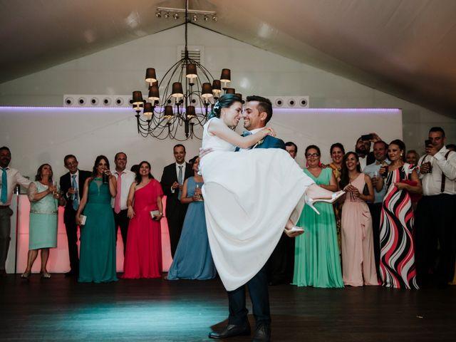 La boda de Borja y María en Illescas, Toledo 38